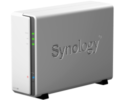 "Synology DS119j DiskStation 1-bay NAS server, 2.5""/3.5"" HDD/SSD podrška, 256MB, G-LAN"