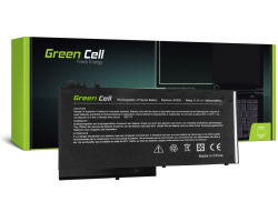 Green Cell (DE117) baterija 3400mAh, 11.1V, Dell Latitude 11 3150 3160 12 E5250 E5270