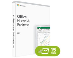 Microsoft Office 2019 Home & Bussines 32/64-bit ESD elektronička licenca