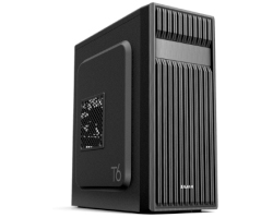 CRATOS OFFICE v1 MT 400W PC - Intel i3-8100, 4GB DDR4, 1TB HDD, Intel UHD, FreeDOS + tipkovnica/miš