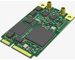 Magewell Pro capture mini SDI (no heat sink), mini PCIe, 1-channel SDI with loop through, no heat sink, Windows/Linux/Mac (11132)