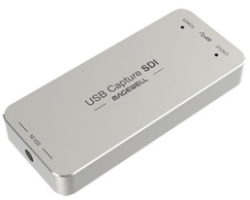 Magewell USB Capture SDI Gen 2, USB2.0/3.0 DONGLE, 1-channel HD/3G/2K SDI, Plug and Play, Windows/Linux/Mac (32070)