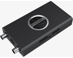 Magewell Pro Convert SDI 4K Plus, Standalone 6G SDI (4K30) to full bandwidth NDI encoder, 1-channel SDI with loop-through out, PoE (64032 (EU))