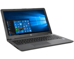 "HP 250 G6 15.6"" FHD, Intel Core i5-7200U, 4GB DDR4, 256GB SSD, Intel HD Graphics, G-LAN, WiFi/BT, WebCam, USB3.1/HDMI, Windows 10 Professional"