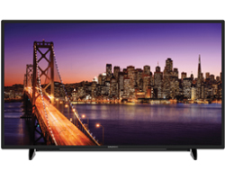 "Grundig 43"" (108cm) 43VLX7810BP 4K UHD Smart TV, DVB-T2/C/S2, CI+, 3×HDMI/2×USB, WiFi, Dolby Digital"