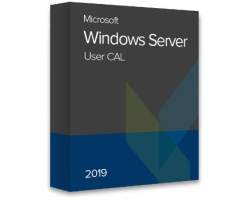 Microsoft Windows Server 2019 User CAL ESD elektronička licenca