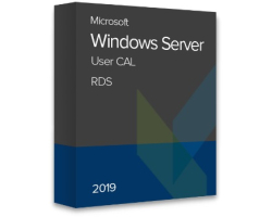Microsoft Windows Server 2019 RDS User CAL ESD elektronička licenca