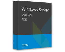 Microsoft Windows Server 2016 RDS User CAL ESD elektronička licenca