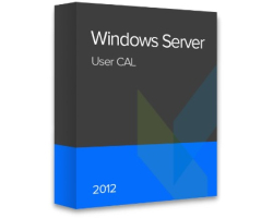 Microsoft Windows Server 2012 User CAL ESD elektronička licenca