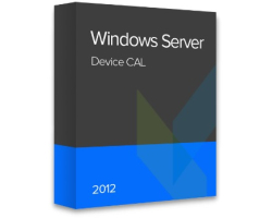 Microsoft Windows Server 2012 Device CAL ESD elektronička licenca