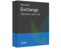 Microsoft Exchange Server 2019 Standard User CAL ESD elektronička licenca