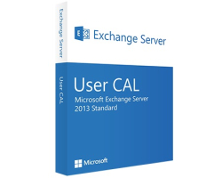 Microsoft Exchange Server 2013 Standard User CAL ESD elektronička licenca