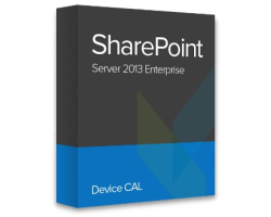 Microsoft SharePoint Server 2013  Enterprise Device CAL ESD elektronička licenca