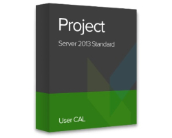 Microsoft Project Server 2013 Standard User CAL ESD elektronička licenca