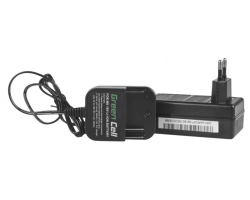 Green Cell AC Adapter za Makita 18V Li-Ion BL1815 BL1830 BL1840 BL1850 LXT400