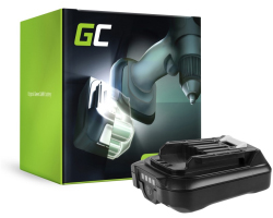 Green Cell (PT185) baterija 2000mAh/12V za Makita DF031/DF331, HP330/HP331,  TD110,  TM30 UM600