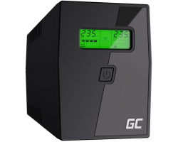 Green Cell UPS Micropower 800VA/480W, Line Interactive AVR, LCD