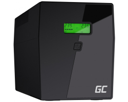 Green Cell UPS Micropower 2000VA/1200W, Line Interactive AVR, LCD