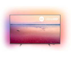 "Philips 50"" (126cm) 50PUS6754/12 4K UHD Smart TV, DVB-T/T2/T2-HD/C/S/S2, Ant/Sat, CI+, 3×HDMI/2×USB, Dolby Atmos, Ambilight 3"
