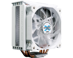 Zalman CNPS10X OPTIMA II hladnjak za procesor LGA 775-1156, AM2-FM1, 120mm ventilator, PWM control, Hydraulic Bearing, white LED