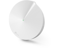TP-Link AC2200 Deco M9 Plus, Tri-Band Whole Home Mesh Wi-Fi, 400Mbps/867Mbps×2 (2.4GHz/5GHz×2), 2×GLAN, 1×USB, BT4.2, MU-MIMO, AP Mode, IPv6 Ready, Deco App, Cloud Support