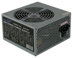 LC-Power 500W Office series, ATX v2.2, active PFC, 120mm ventilator (LC500H-12)