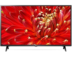 "LG 43"" (109cm) 43LM6300 Full HD Smart TV, DVB-T2/C/S2, CI+, Ant/Sat, 3×HDMI/2×USB, Virtual Surround Plus"